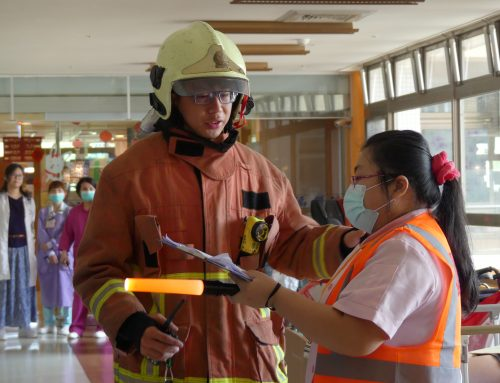 長照機構消防安不安全?新北市衛生局指定清福養老院消防示範觀摩