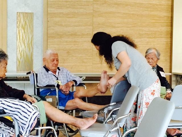 肢體覺藝術創作--腳底是最敏銳的身體部位
