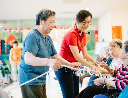 健康促進活動  不只找回健康,還多了玩伴!