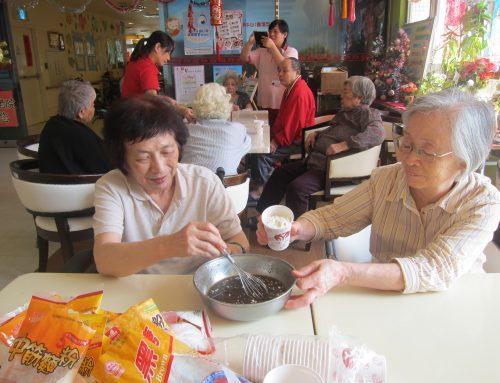 黑糖糕DIY 帶長輩重溫年少時光