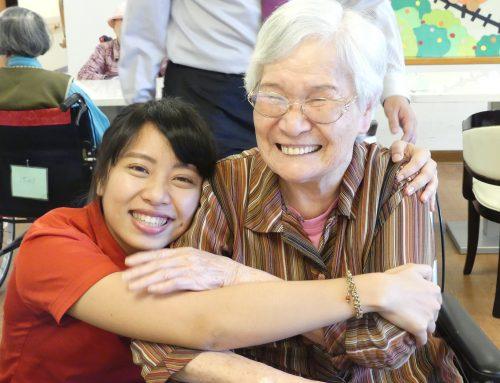 清福養老院創設「金齡學堂」 長者綻放歡樂笑顏