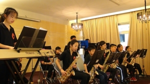 建國國小JAZZ BIG BAND精湛演出