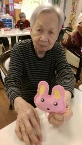 卡哇伊比菲兔最適合送給小孫女