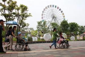 台北兒童樂園全區無障礙