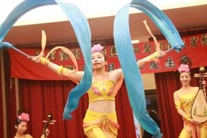 敦煌舞演譯佛教之美
