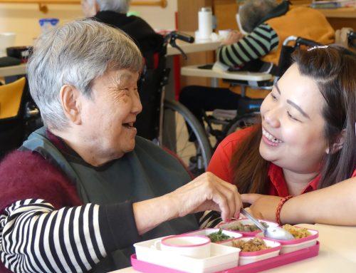 三餐老是在養老院  如何讓長輩對料理期待又吃得健康?